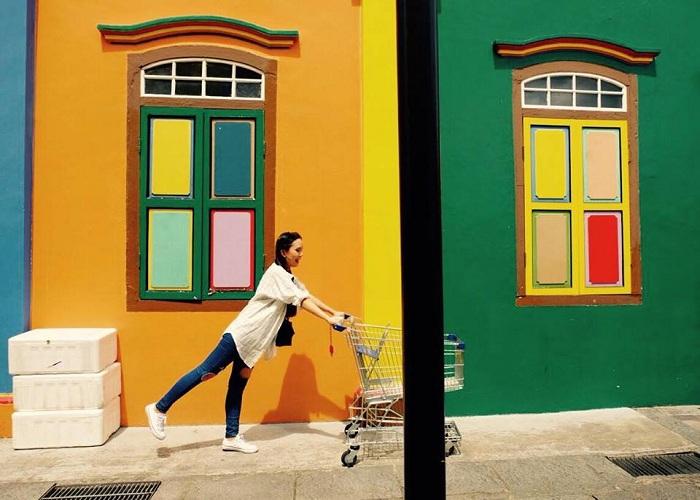 Du lich Little India Singapore