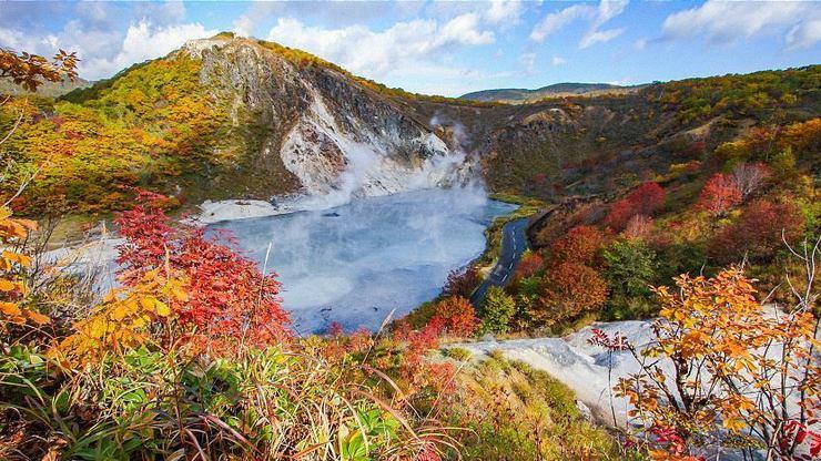 Jigokudani Thung lũng địa ngục