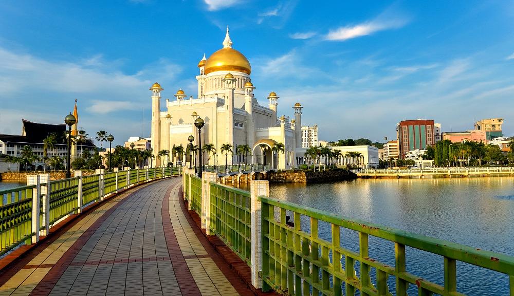 Masjid Sultan tại khu Kampong Glam