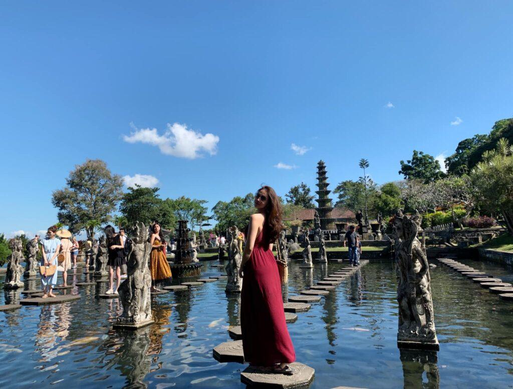 Taman Tirta Gangga Bali