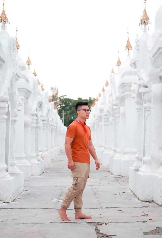 Chùa Kuthodaw Pagoda