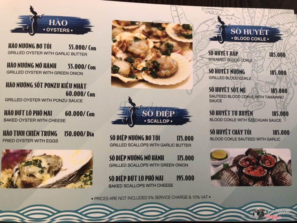 foody lan rung resort and spa phuoc hai