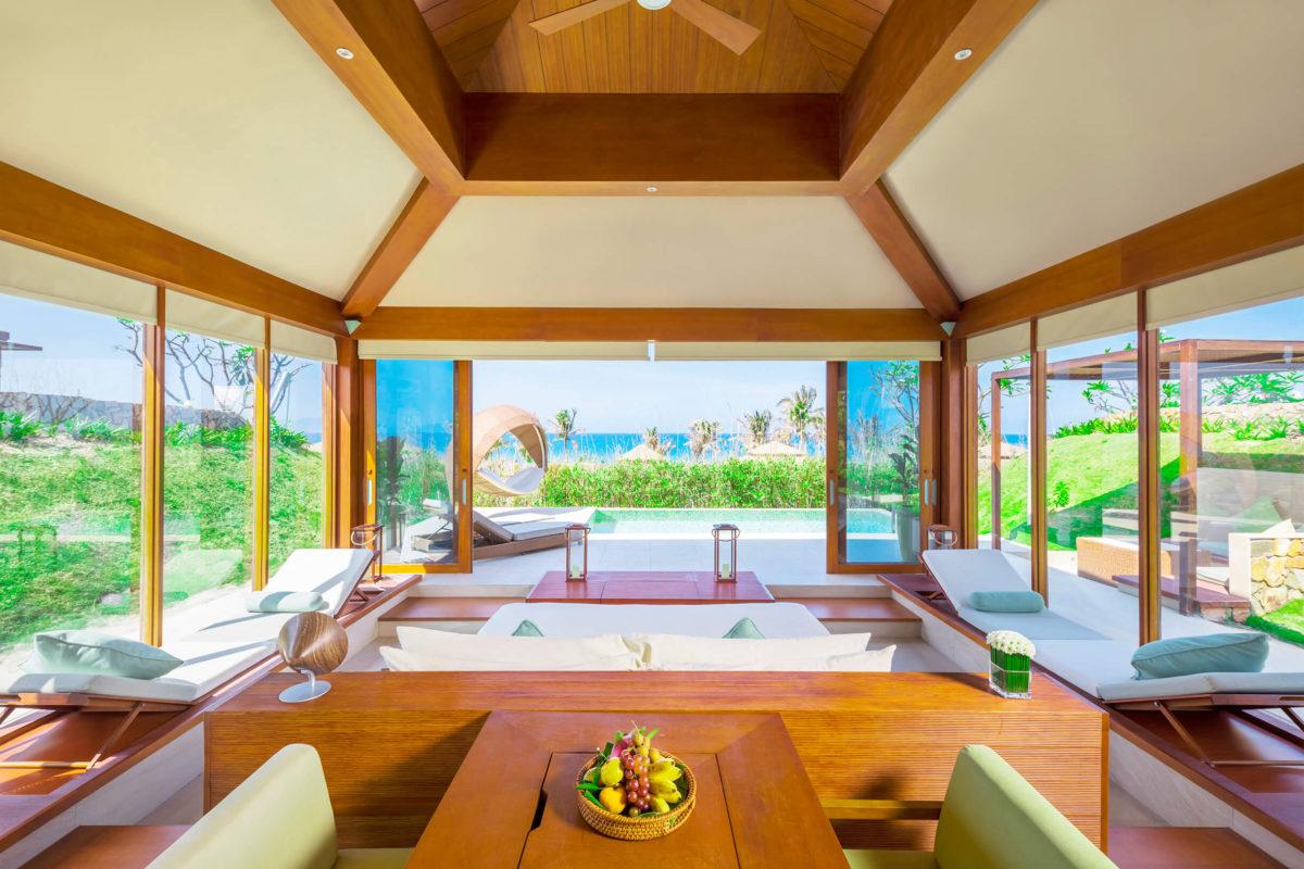 fusion resort cam ranh ocean view pool villa dulichchat