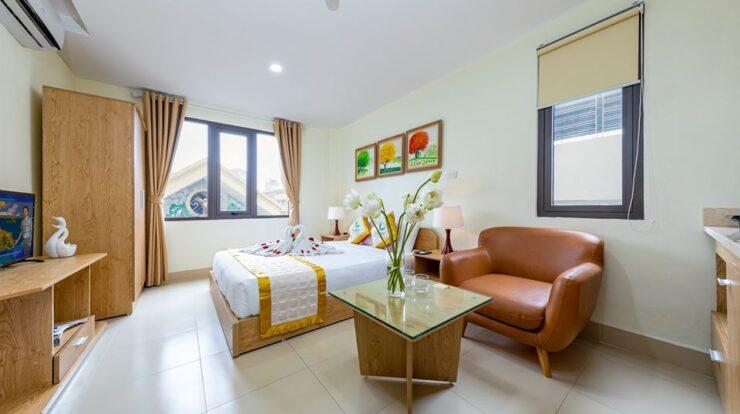 Homestay Hồ Hoàn Kiếm Hà Nội