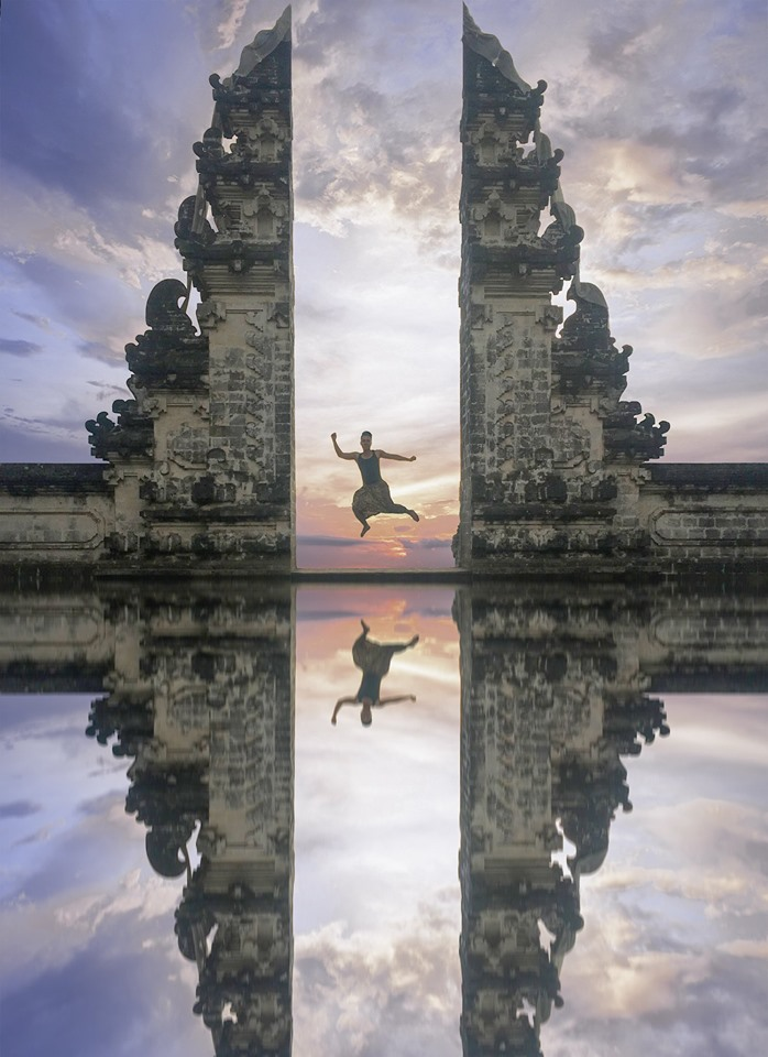 lempuyang temple bali indonesia