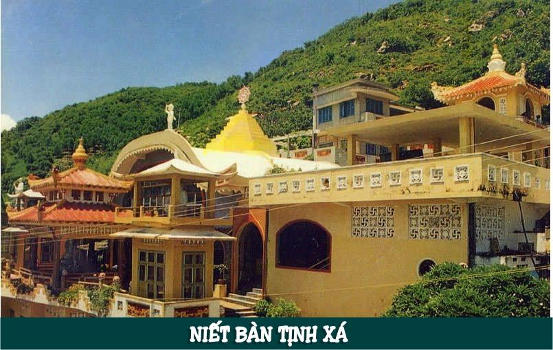Niết Bàn Tịnh Xá nằm ở phường 2, thành phố Vũng Tàu