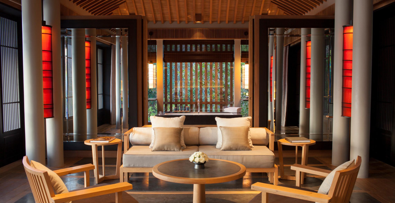 ocean pool villa interior office 4804 2