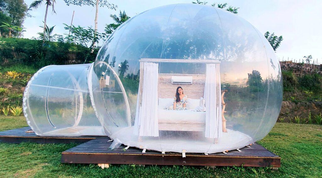phong tai Bubble Ubud Hotel