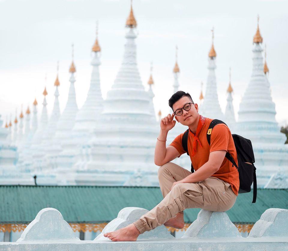 Chùa Sanda Muni Pagoda: Cách chùa Kuthodaw Pagoda 5 phút đi bộ