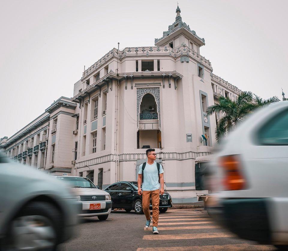 Tòa nhà thị chính Yangon