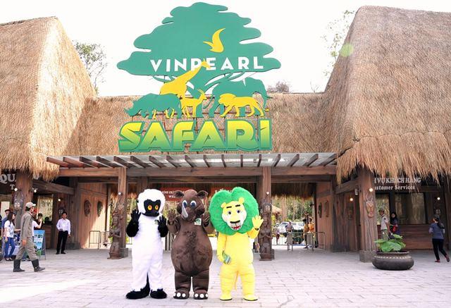 vinpearl land phu quocVinpearl Safari Phu Quoc
