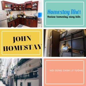 JOHN-HOMESTAY