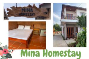 Bên ngoài Mina Homestay