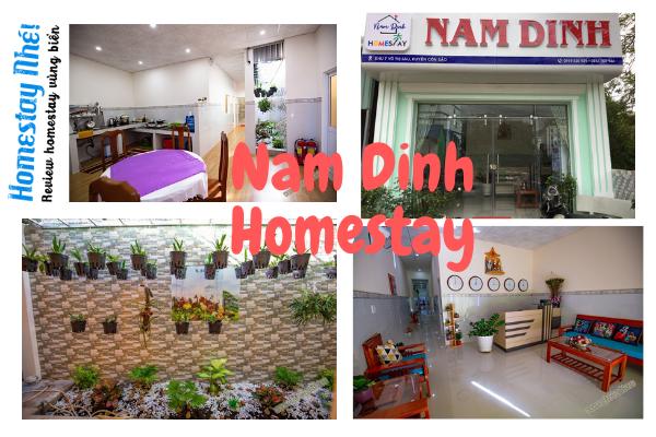 Không gian bên ngoài Nam Dinh Homestay