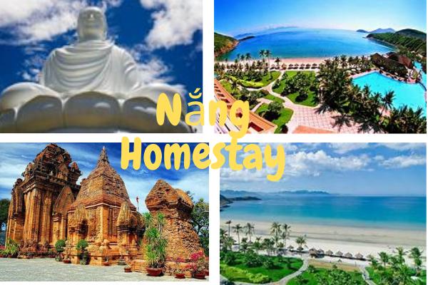 Địa danh nổi tiếng gần Nắng Homestay