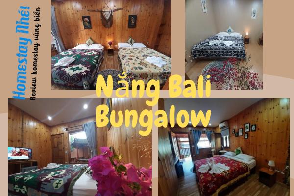 Phòng của Nắng Bali Bungalow