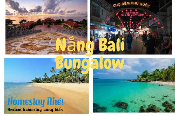 Điểm du lịch nổi tiêng gần Nắng Bali Bungalow