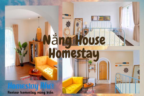 Phòng của Nắng House Homestay