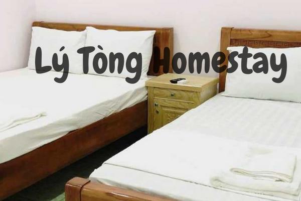 Phòng ngủ của Lý Tòng Homestay