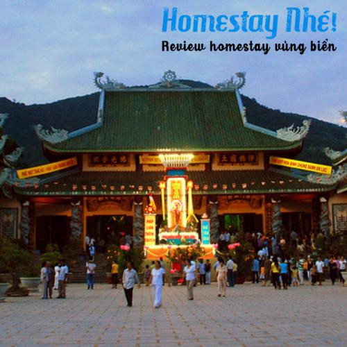 Chùa Linh Ứng Tự gần Full House Homstay