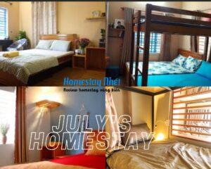 july's homestay