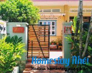 HANIGO Homestay 3 5