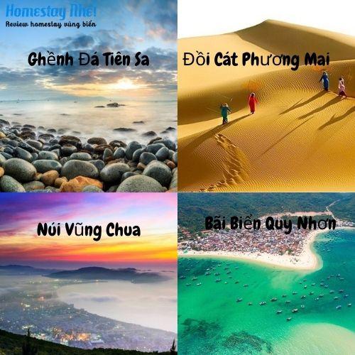 Các điểm du lịch nổi tiếng Quy Nhơn