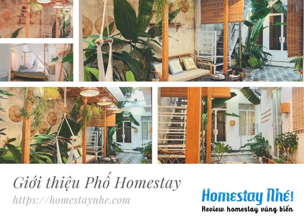 Giới thiệu Phố Homestay