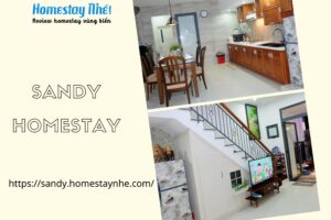 Giơi thiệu Sandy Homestay