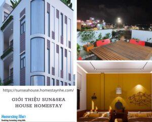 Giới thiệu Sun&Sea House Homestay
