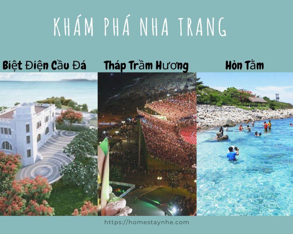 Khám phá Nha Trang